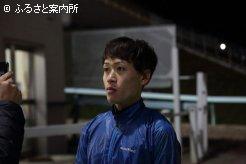 2年連続リーディングに輝いた石川倭騎手