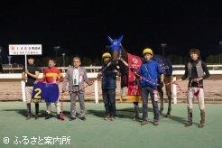角川厩舎1400勝のメモリアル勝利