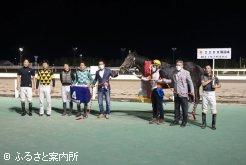 宮崎光行騎手2200勝のメモリアル勝利でもあった
